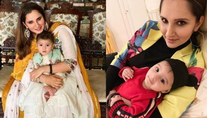 Sania Mirza's Eid Wish Includes Her Son, Izhaan Mirza Malik In Blue Kurta And His Cutest Smile