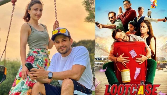 Kunal Kemmu Shares A Picture With Soha Ali Khan As They Celebrate The Release Of His Film 'Lootcase'