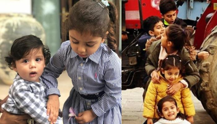 Misha Kapoor And Zain Kapoor's Virtual Raksha Bandhan Celebrations With Rajputs, Mira Shares Glimpse