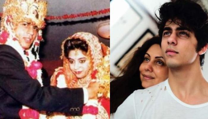 Gauri Khan Reminisces The Time When She Was Married At Son, Aryan Khan's Age With Throwback Picture