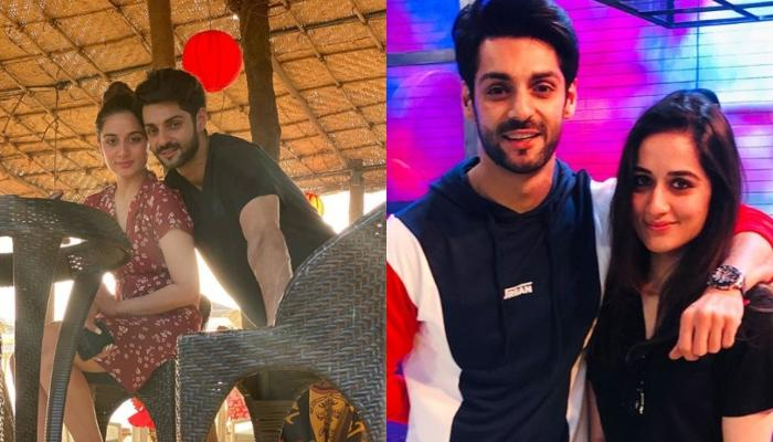 Karan Wahi Shares An Adorable Picture With Ladylove, Uditi Singh And It Is All Love And Couple Goals