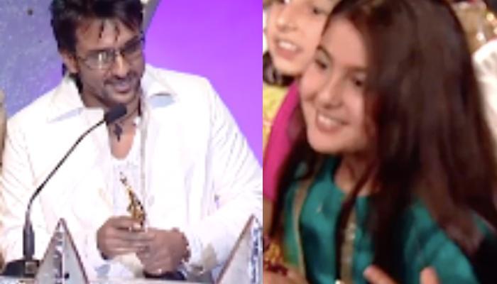 When Saif Ali Khan Had Dedicated 'Hum Tum' Award To Young Sara Ali Khan, Her Happiness Knew No Bound