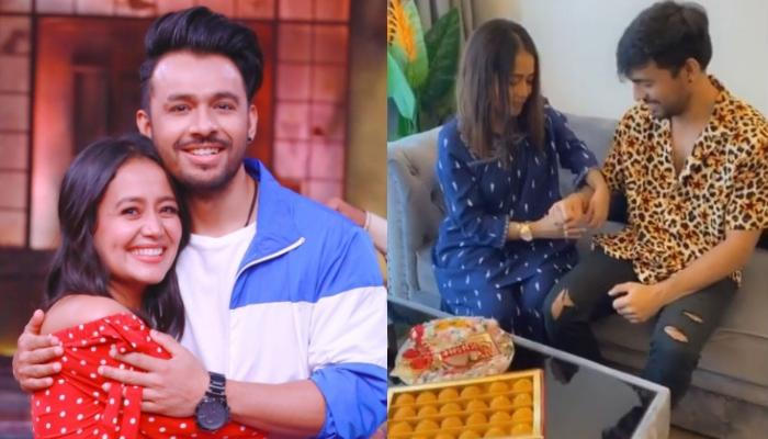 Neha Kakkar Reveals Her Brother, Tony Kakkar's Gift For Her On 'Raksha Bandhan', Shares Cute Video