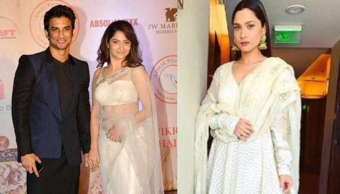 Sushant Singh Rajput's Ex, Ankita Lokhande Takes A Spiritual Route Like Him, Shares A Cryptic Post