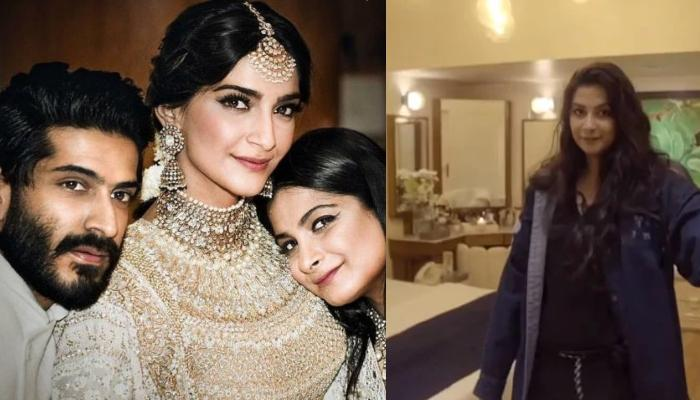 Rhea Kapoor And Harsh Varrdhan Kapoor Give Glimpse Of Their And Sonam Kapoor Ahuja's Walk-In Closets