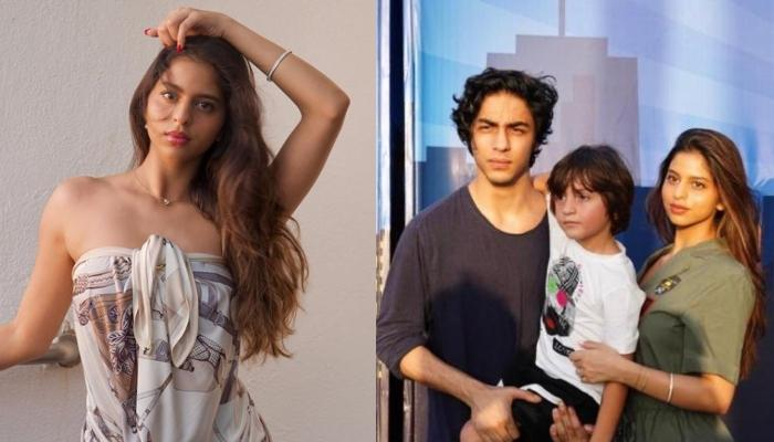 Suhana Khan Sharing Pictures Of Her Brothers, Aryan And Abram On Raksha Bandhan Is Every Sister Ever