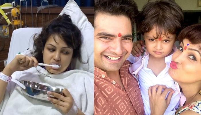 Nisha Rawal Shares Video Of Her Struggles Post Giving Birth To Her Son Kavish Via C-Section Delivery