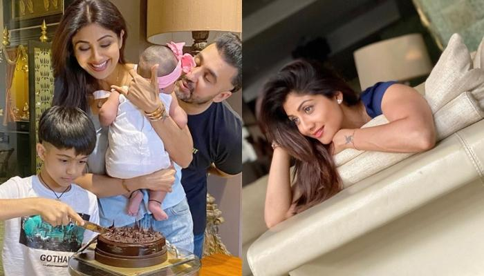 Shilpa Shetty Shares A Goofy Picture With Son, Viaan, Pens A Note On Keeping One's Inner Child Alive