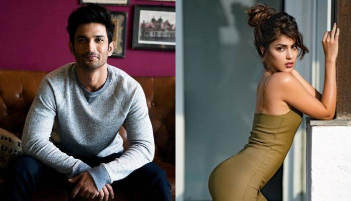 Sushant Singh Rajput Had Confronted Rhea Chakraborty Over Her Reckless Shopping On His Cards