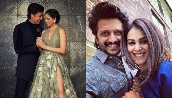 Riteish Deshmukh Kisses His 'Baiko', Genelia And Pens Down Everything That She Means To Him