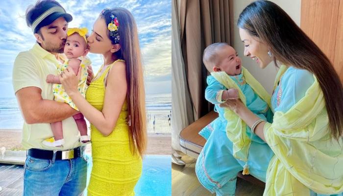 Smriti Khanna Says Breastfeeding Is A Challenging Task, Thanks Heavens For A Partner Like Gautam