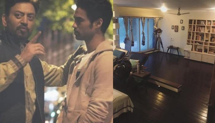 Irrfan Khan's Son, Babil Takes A Tour Of His Father's Old Room, Shares Glimpses Of His Belongings