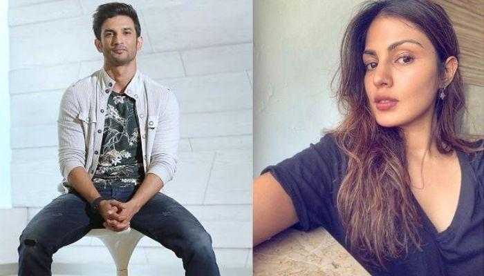 Sushant And Rhea Had No Contact Before His Death, She Is Suspected To Have Tampered His Emails