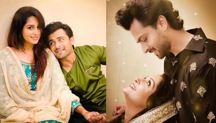 Shoaib Ibrahim Surprises Wife Dipika Kakar By Baking A Delicious Chocolate Cake On Her 34th Birthday