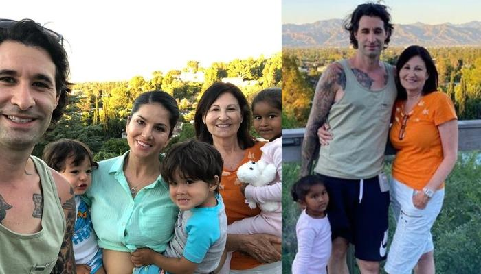 Sunny Leone's Mom-In-Law's Birthday Celebration With Grandkids, Nisha, Noah, Asher Is All About Love