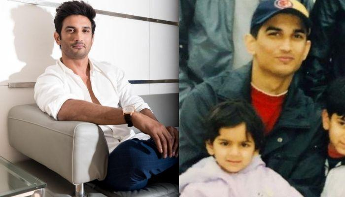 Sushant Singh Rajput's Niece Thanked His Fans For Their Efforts, Shares Two Cute Selfies With Him