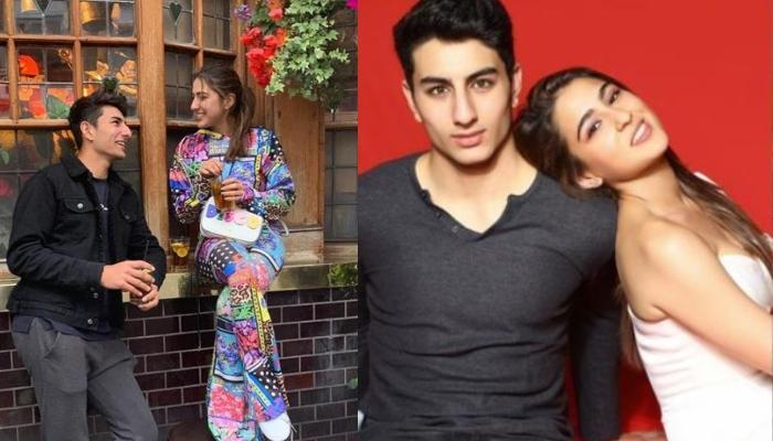 Sara Ali Khan Pens A Post-Raksha Bandhan Poem For Brother, Ibrahim Ali Khan After A Good Day-Out