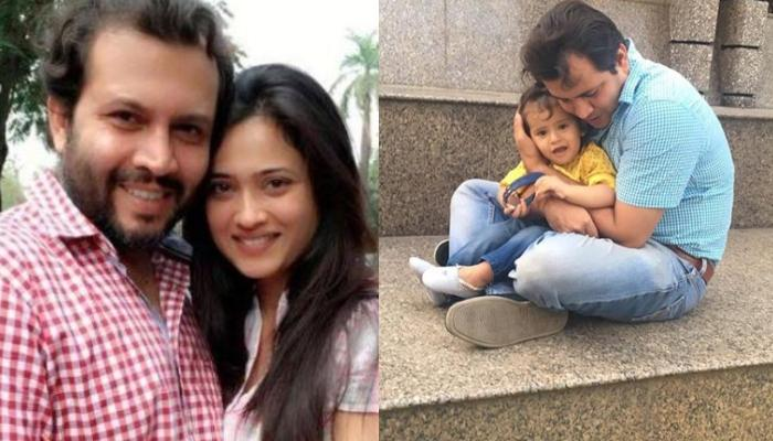 Abhinav Kohli Shares A Picture With Son, Reyansh Kohli, Accuses Shweta Tiwari Of Separating Them