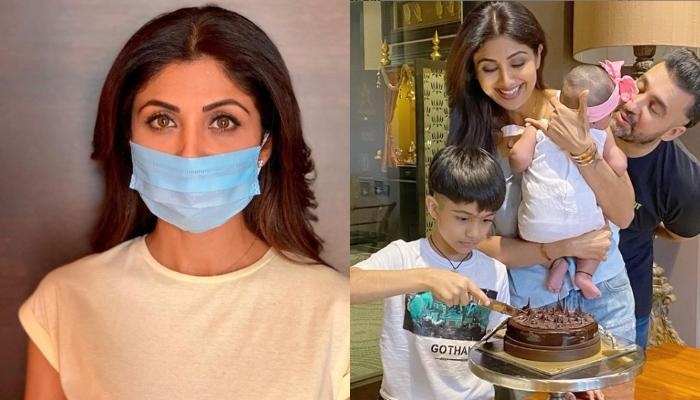 Shilpa Shetty Kundra Shares Hilarious Quarantine Journey With Family In Her 'Mood Calendar 2020'