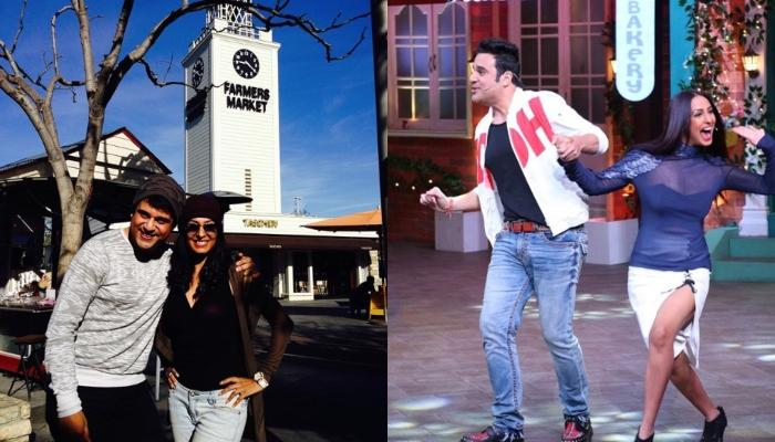 Krushna Abhishek Reveals A Hilarious Incident Of His First Meeting With Wife, Kashmera Shah