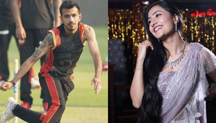 Yuzvendra Chahal Got Engaged To YouTuber, Dhanashree Verma In A Hush Hush Ceremony [Pictures Inside]