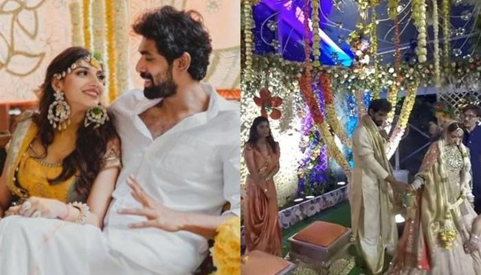 Rana Daggubati Gets Hitched To Ladylove, Miheeka Bajaj In A Close-Knit Ceremony [Pictures Inside]