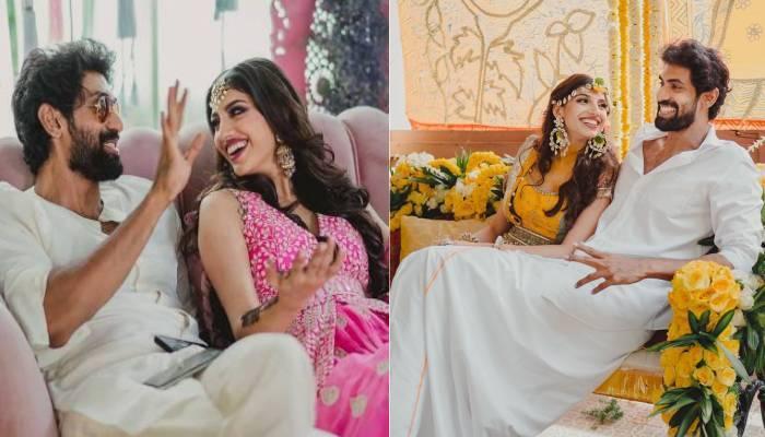 'दुल्हे राजा' बनने को तैयार हैं राणा डग्गुबती, शादी के चंद घंटों पहले पिता संग शेयर की ये फोटो
