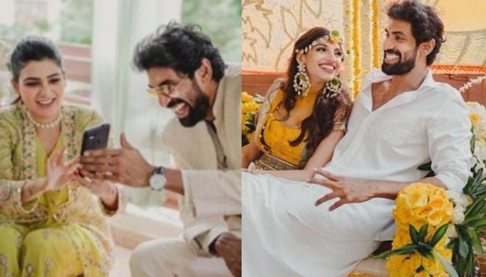 Samantha Akkineni Expresses Excitement For Rana Daggubati-Miheeka Bajaj's Wedding With Candid Photo