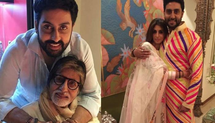 Abhishek Bachchan Finally Tests Negative For COVID-19, Sister Shweta Is Happy To Have Him Back