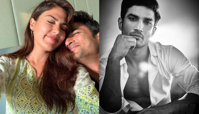 Rhea Chakraborty Shares Her Whatsapp Conversation With Sushant Singh Rajput Regarding His Sister