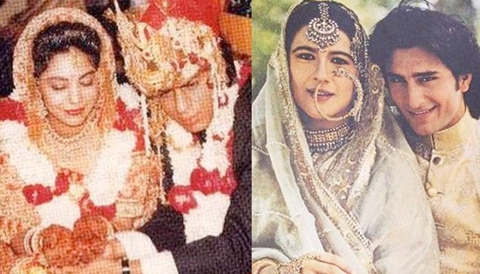 10 Superstars Of Bollywood Who Got Married Before They Became Famous