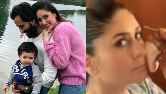 Kareena Kapoor Khan Shares A Glimpse Of Her Shoot Day With Hubby, Saif Ali Khan After The Lockdown