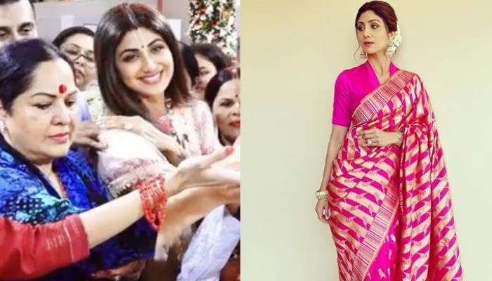 Shilpa Shetty Reminisces The Time When She Had Visited Iskcon Temple With Her Family On Janmashtami