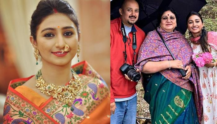 Mohena Kumari Singh Pens An Adorable Note For Her 'Saasu-Ma' As She Turns A Year Older