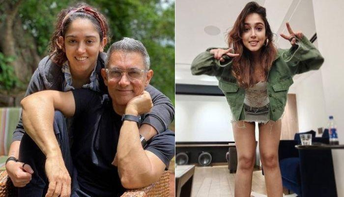 Ira Khan Enjoys Her Father, Aamir Khan's 19-Year-Old Peppy Song, Focuses On One Particular Detail