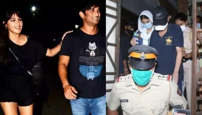 Sushant Singh Rajput Case: ED Interrogated Rhea Chakraborty's Father, Indrajit For Almost 11 Hours