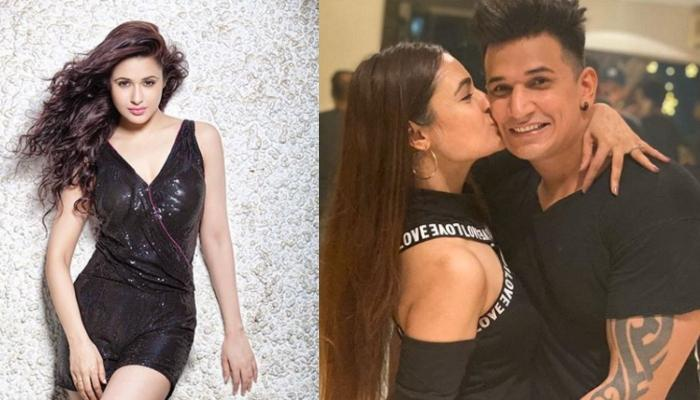 Yuvika Chaudhary Shares A Picture Of Hubby Prince Narula With A Funny Filter As She Misses Him Badly