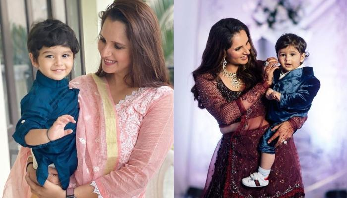 Sania Mirza's Baby Boy, Izhaan Mirza Malik Enjoys A Playdate, Grooves On 'Baby Shark' With Mommy