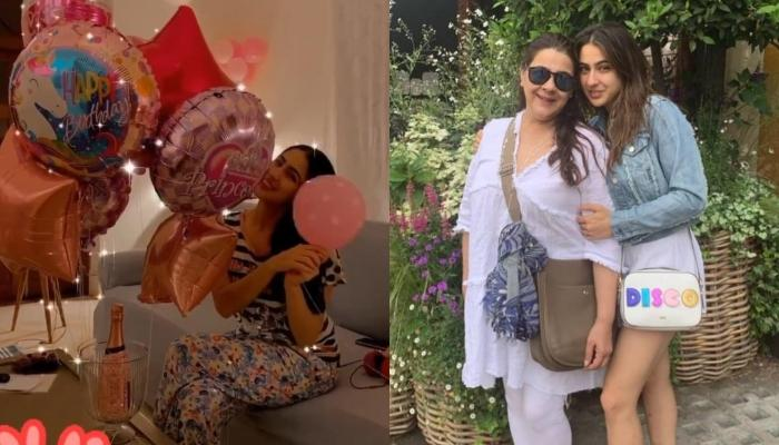 Sara Ali Khan Celebrates Her 25th Birthday By Posting A Congratulatory Note For Mommy, Amrita Singh
