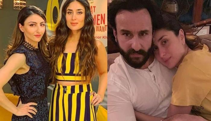Soha Ali Khan Congratulates Her 'Bhabhi', Kareena And 'Bhai', Saif For Their Second Pregnancy