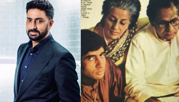 Abhishek Bachchan Remembers His 'Dadi', Teji Bachchan On The Occasion Of Her Birth Anniversary