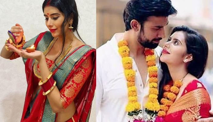 Charu Asopa Is Waiting For 'God's Direction' As Her Marriage With Rajeev Sen Hits A Rough Patch