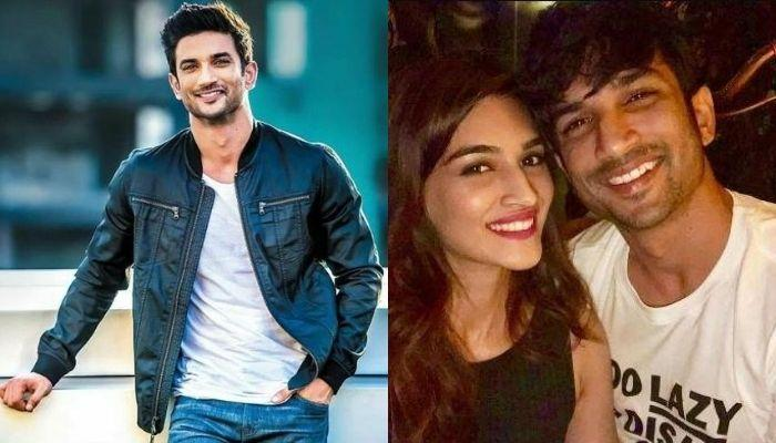 Sushant Singh Rajput Was Dating Kriti Sanon Before Rhea, Claims His Former Assistant, Spills Beans