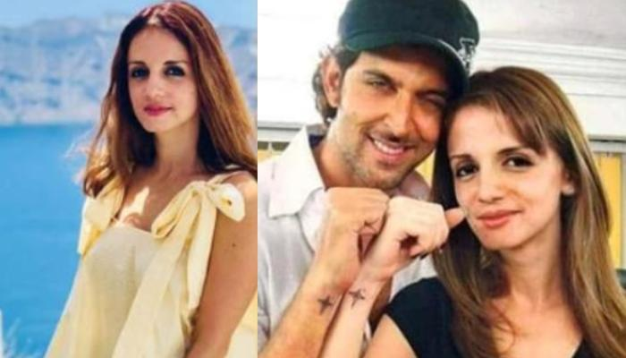 Sussanne Khan Shares A Throwback Picture And Her Ex-Hubby, Hrithik Roshan's Comment Is Unmissable