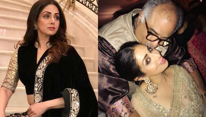 This Is The Song Which Played Cupid Between Sridevi And Boney Kapoor On The Sets Of 'Mr India'
