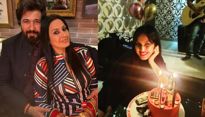 Shalabh Dang Pens A Lovely Birthday Wish For Kamya Panjabi, Calls Her The 'Real Queen Of His Castle'