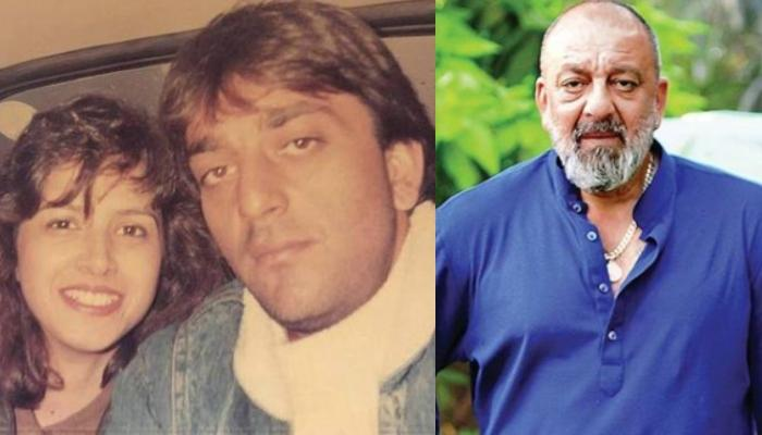 Sanjay Dutt And First Wife, Richa Sharma's Throwback Photo Gets Viral Post His Lung Cancer Diagnosis