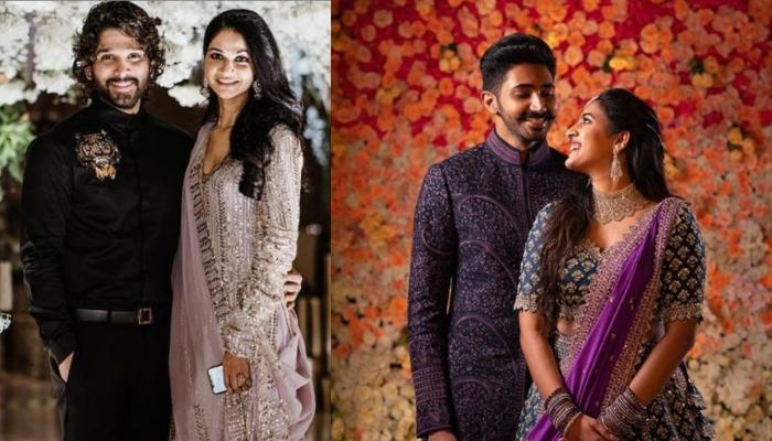 Allu Arjun's Cousin, Niharika Konidela Gets Engaged To Beau Chaitanya, Actor Shares Lovely Pictures