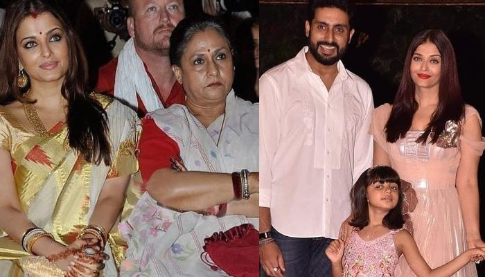 Jaya Bachchan Calls Her 'Bahu', Aishwarya 'Ideal Mrs Abhishek Bachchan' In This Throwback Interview