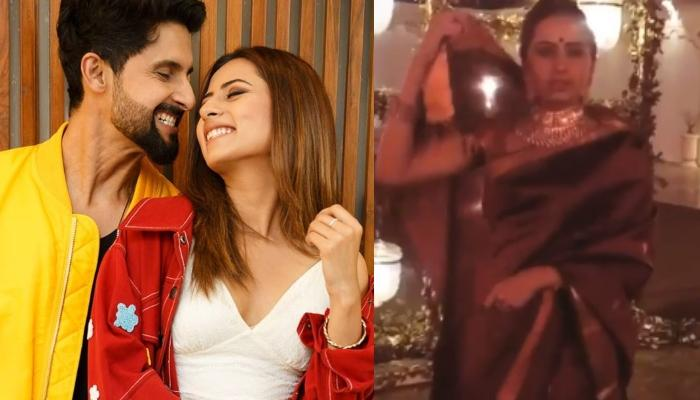 Ravi Dubey Shares A Hilarious Throwback Video Of His Wife 'Mrs Dubey' AKA Sargun Mehta